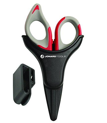 Jonard Tools TK-325 Fiber Optic Kevlar Cutter and Pouch Kit