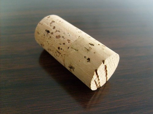 8 GB Cork USB Drive - Perfect Gift for Wine Lovers
