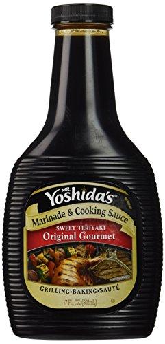 Mr. Yoshida's, Original Gourmet Sauce, 17oz Bottle (Pack of 2)