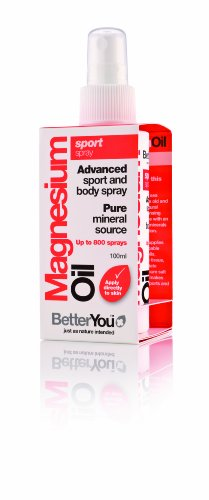 Better You Magnesium Oil Sports Spray 100ml
