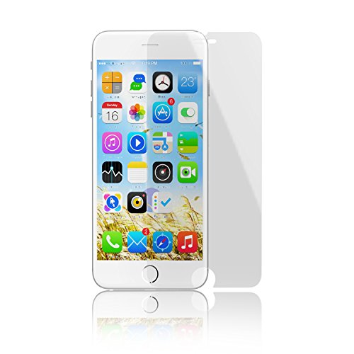 iPhone 6 Plus Screen Protector, Wotech® 0.26mm Ultra Slim and Super High Definition Tempered Glass Screen Protector, iPhone 6S Plus Screen Film, Clear