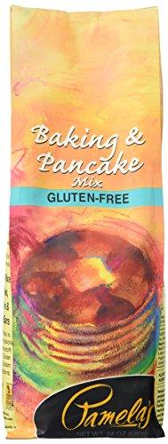 Pamela's Products Gluten and Wheat Free Baking and Pancake Mix -- 24 oz