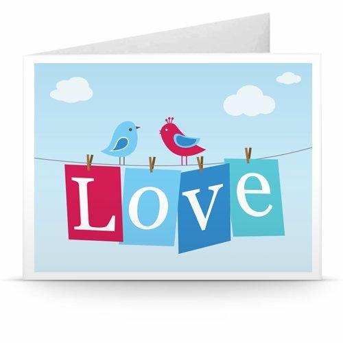 Love - Printable Amazon.co.uk Gift Voucher