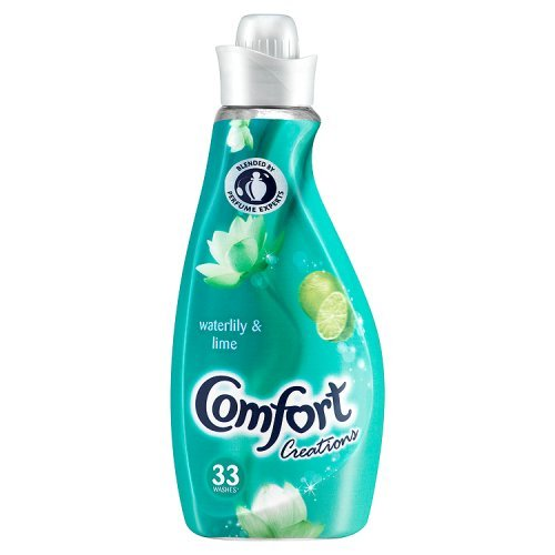 Comfort Water Lily and Lime Fabric Conditioner, 33 washes