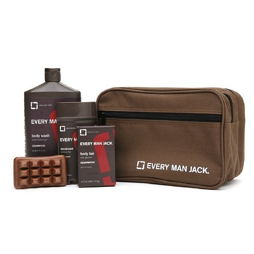 EVERY MAN JACK BODY KIT CEDARWOOD, 1 KI