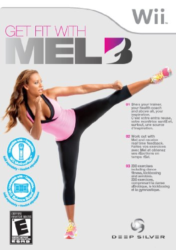 Get Fit with Mel B - Nintendo Wii