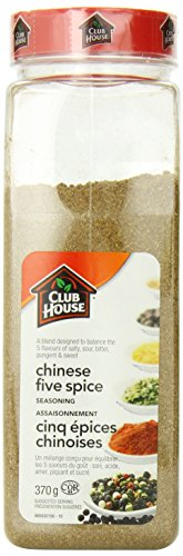 Club House Chinese Five Spice, 370 Gram