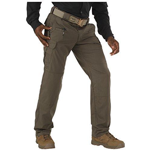 5.11 Tactical Series Men's Stryke Pants with Flex-Tac, Tundra, 34-Waist/32-Length