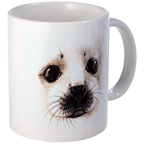 louDEING Baby Seal Small Mug