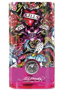 Ed Hardy - Hearts & Daggers For Women Eau de Parfum Spray (3.4 oz.)