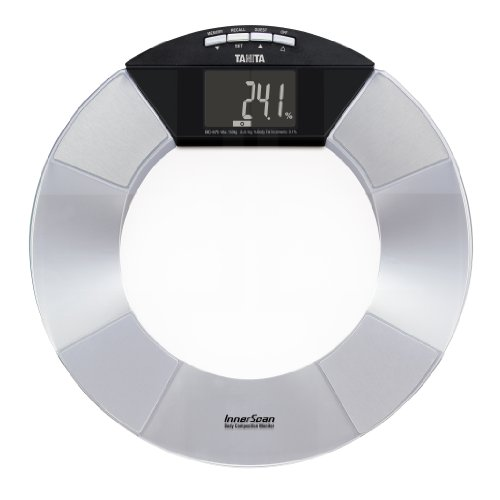 Tanita BC570 Glass Body Composition Monitor Scale