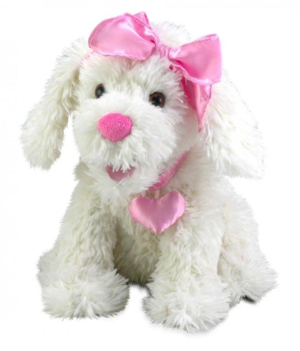Cuddle Barn Diva Debbie - Animated Musical Plush Toy Sings How Will I Know by Whitney Houston