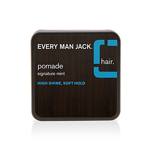 Every Man Jack Pomade Signature, Soft Hold 2.65 oz (75 g)