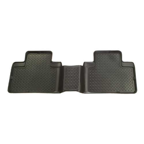 Husky Liners Custom Fit Second Seat Floor Liner for Select Dodge Journey Models (Black)