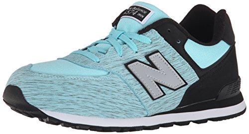 New Balance KL574G Sweatshirt Running Shoe (Toddler/Little Kid/Big Kid)