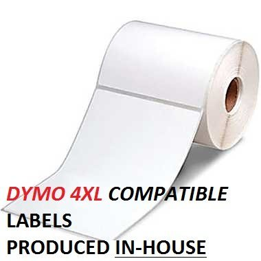 Dymo 4XL Compatible Labels 20 Rolls 4 X 6
