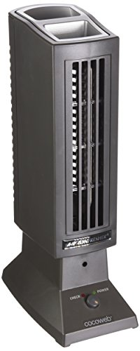 ionFresh Permanent Filter Ionic Air Purifier Pro Ionizer