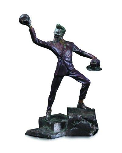 DC Collectibles The Joker Patina Mini Statue