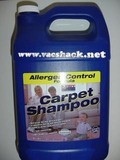 Kirby Allergen Control Shampoo & Vacuum Bags + Belt