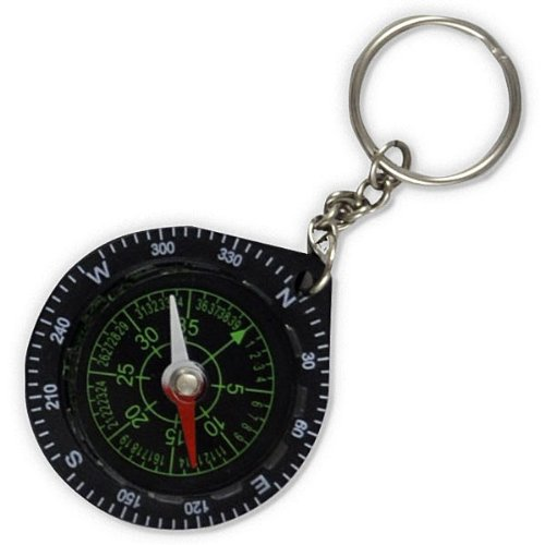 Joy Enterprises FP15642 Fury Mustang Keychain Compass