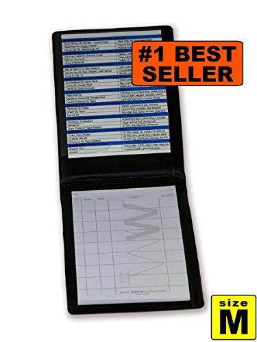 Original Waiter Wallet (4¾ x 6¾) The Ultimate Restaurant Server Book