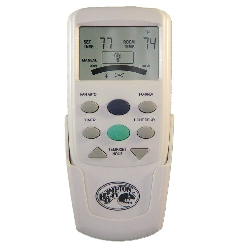 Hampton-Bay FAN9T Thermostatic Remote Control