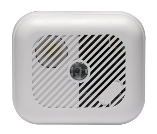 Ei Electronics Battery Smoke Alarm with Test and Silencer Function