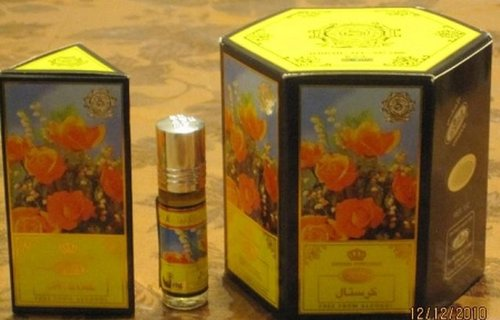 Crystal - 6ml (.2oz) Roll-on Perfume Oil by Al-Rehab (Crown Perfumes) (Box of 6)