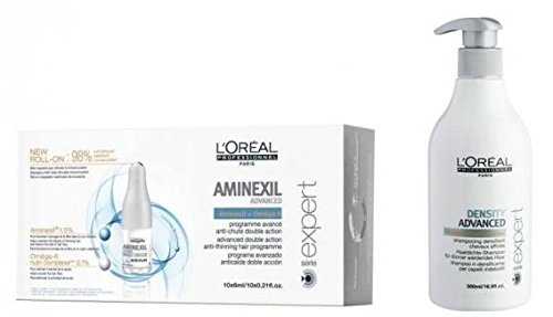 AMINEXIL ADVANCED - PRO HAIR EXTRA 40 FIALE - L'OREAL
