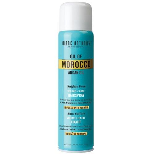 Marc Anthony True Professional Oil of Morocco Argan Oil Hair Spray, 9 fl. oz