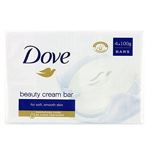 Dove Original Beauty Cream Bar 4 x 100 g - Pack of 6 (24 Bars)