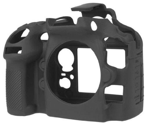 Delamax easyCover Skin Case for Nikon D800 / D800E Black