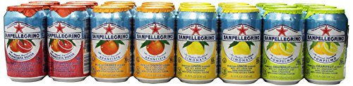 San Pellegrino Sparkling Fruit Beverages Variety 11.15 oz., 4/6pack - (24 ct)