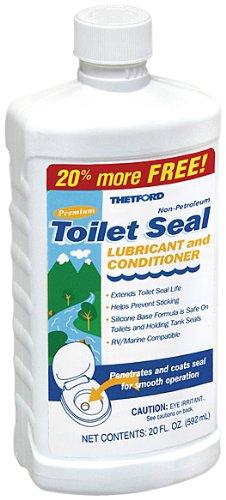 Thetford 36663  Toilet Seal Lube & Conditioner, 24 oz.