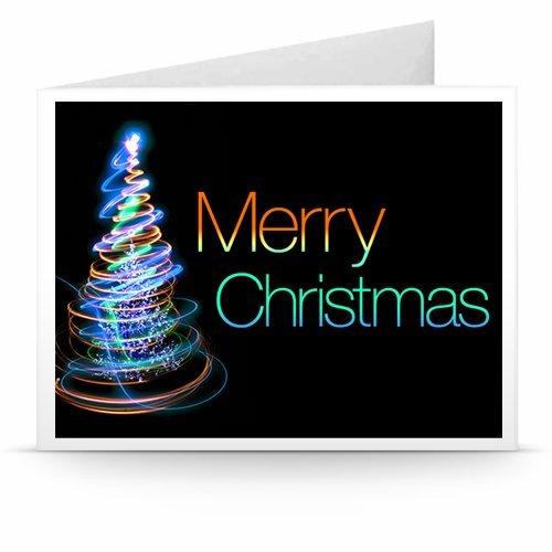 Funky Christmas Tree - Printable Amazon.co.uk Gift Voucher