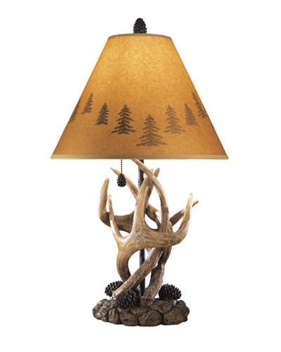 Ashley L316984 Antlers Table Lamps, Set of 2