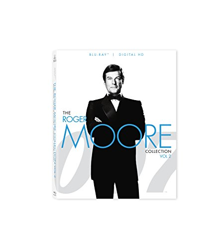 007: The Roger Moore Collection, Vol. 2 [DVD + Digital Copy]