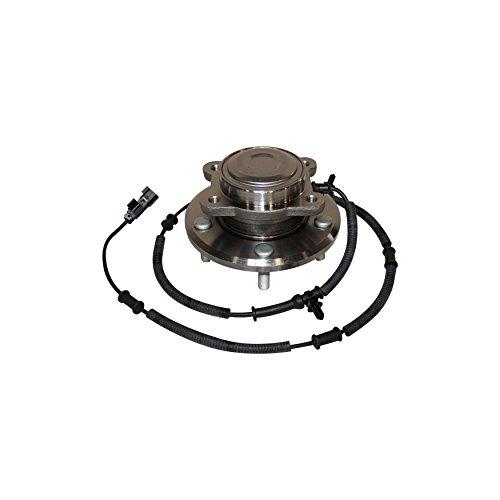 GMB 720-0041 Wheel Bearing Hub Assembly