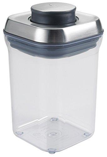 OXO SW Steel Pop Container 0.9-Quart