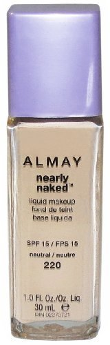 ALMAY Nearly Naked Liquid Makeup - Beige 240
