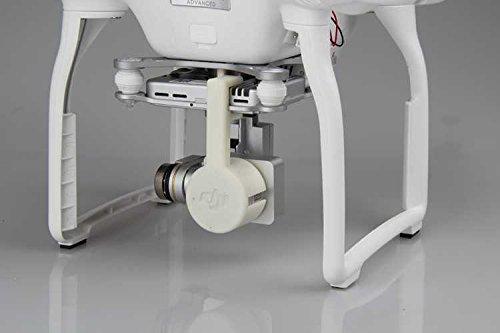 SKYREAT Advanced Professional Lens Cap Cover Protector for DJI Phantom 3 White-3D Printed Lens Cap-3D Printed