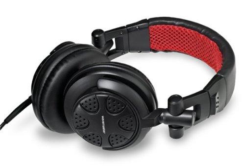 wavemaster DAKOTA Black Stereo Headphone