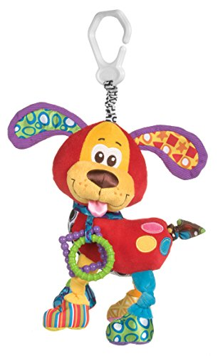 Playgro 10 Pooky Puppy Activity Friend for Baby