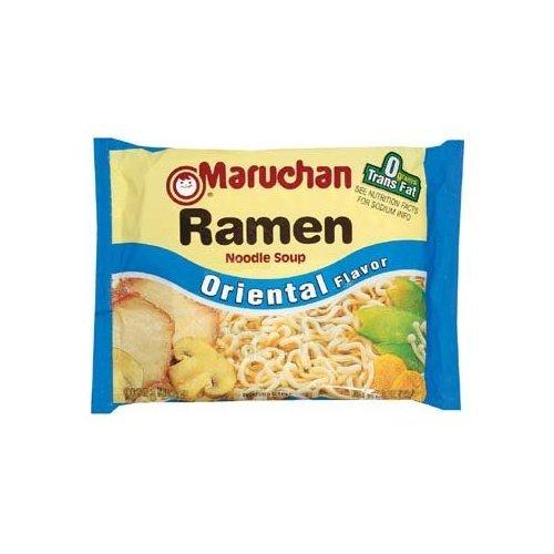 Maruchan Ramen, Oriental, 3-Ounce Packages (Pack of 24)
