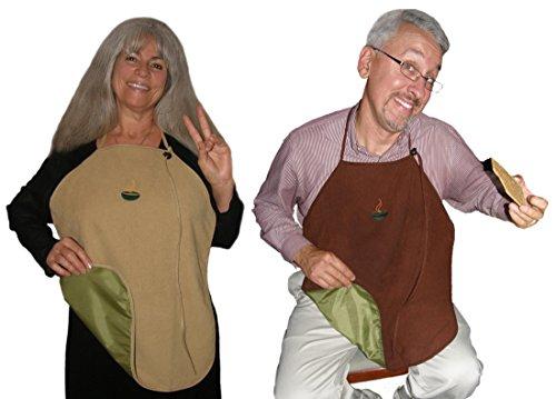 Adult Bibs for Groovy Seniors