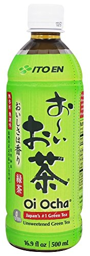 Tea's Tea Ocha Green Tea, 16.9 oz