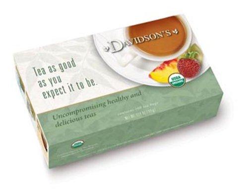 Davidson's Tea Tulsi Mint Medley, 100-Count Tea Bags