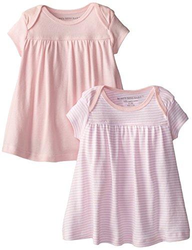 Burt's Bees Baby-Girls Organic 2 Pack of Dresses