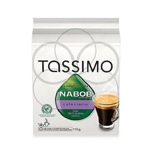 Nabob Tassimo Café Crema T-Discs, 14-Count