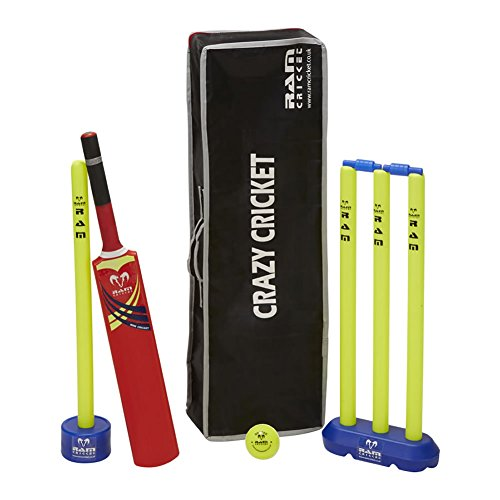 Ram Cricket Crazy Cricket Set - Mini Kids Set